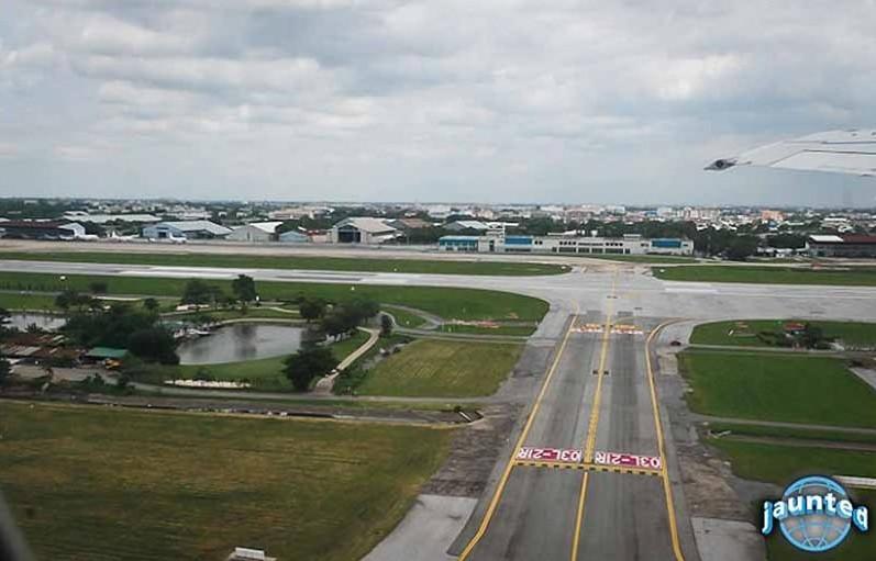 Аэропорт Бангкока в Таиланде