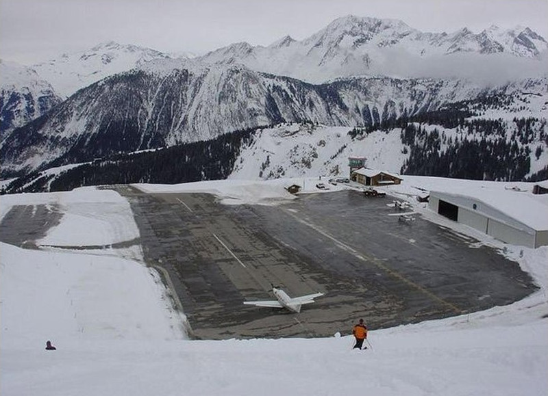 Аэропорт Куршавеле