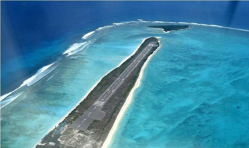 Аэропорт Лакшадвипских островов в Индии